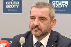 Mariusz Bober został prezesem Zakładów Azotowych Puławy