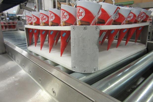 Nestle liczy na udany sezon sprzedaży lodów