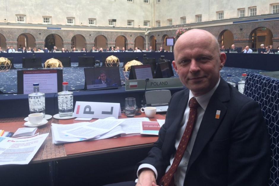 Szałamacha o ratingu: Spodziewamy się umocnienia polskiej waluty