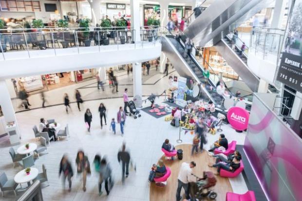 Centrum handlowe w Olsztynie będzie rozbudowane; powstaną restauracje