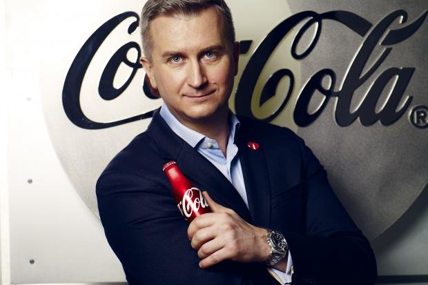 Coca-Cola Poland Services: Mikołaj Ciaś nowym dyrektorem marketingu
