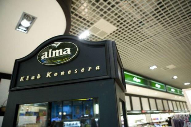 Alma planuje otwarcia małych sklepów franczyzowych Alma Smart