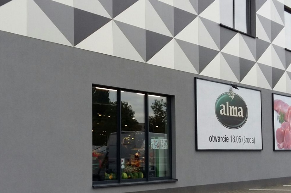 Alma Market uruchomiła kolejny lokal w Łodzi