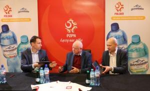 Ustronianka oficjalnym sponsorem piłkarskiej reprezentacji Polski do końca lipca 2018 r.