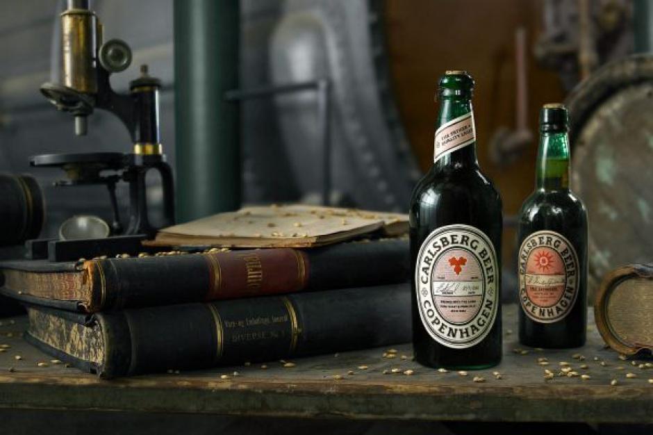 Carlsberg odtworzył piwo z drożdży sprzed 133 lat