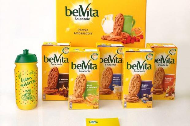 3,5 tysiąca konsumentów testuje ciastka belVita