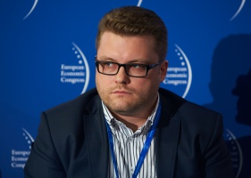 Jarosław Jantoń na EEC 2016: Chcemy być liderem branży winiarskiej