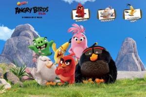 Angry Birds głównymi bohaterami kampanii Grupy Otmuchów