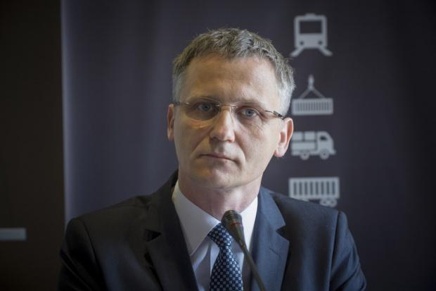 Jarosław Klasa, PKP Cargo: Jesteśmy naturalnym partnerem dla Chin