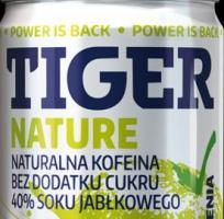 Tiger w dwóch letnich smakach