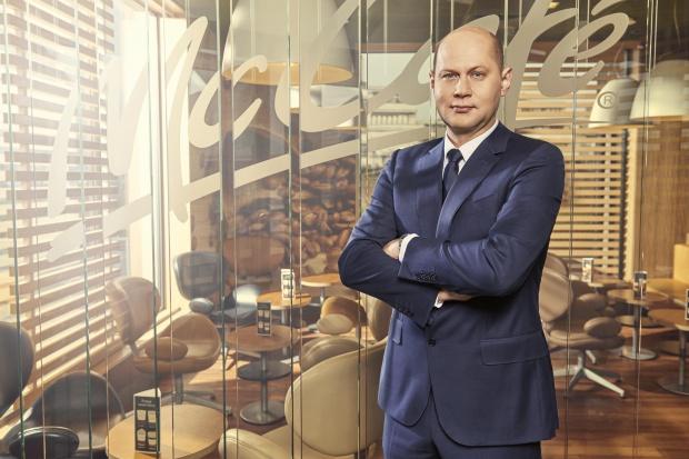 McDonald's Polska z nowym dyrektorem generalnym