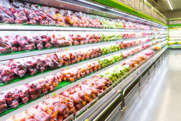 Strefa produktów świeżych zajmie nawet do 60 procent powierzchni sklepu spożywczego
