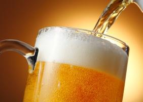 Produkcja piwa stabilna po czterech miesiącach roku, ale w kwietniu spory wzrost