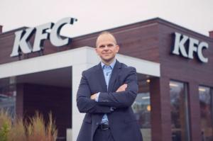 Olgierd Danielewicz, szef KFC na Europę Środkową - wywiad