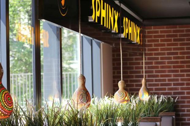 Sfinks uruchomił pierwszą restaurację w Sopocie