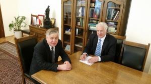 Minister rolnictwa spotkał się z prezesem KZSM