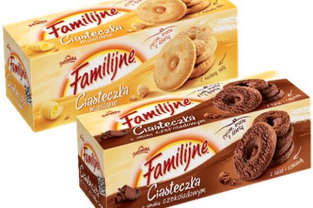 Ciastka Familijne będą dostępne w nowej szacie graficznej