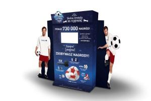 Carrefour Polska rusza z interaktywną loterią piłkarską