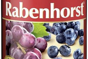 Organiczny sok z borówek i winogron od Rabenhorst