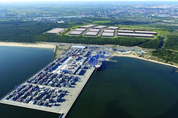 Goodman wynajął Pomorskie Centrum Logistyczne w Gdańsku. Rozpoczyna jego rozbudowę