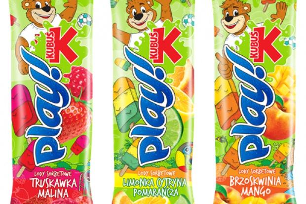 Nowe lody marki Kubuś Play!