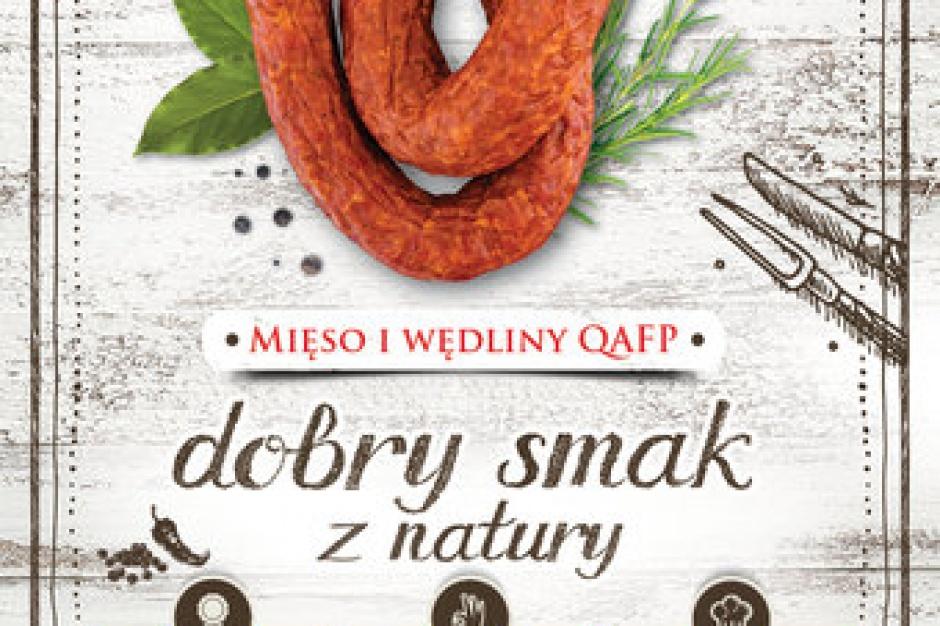 Alma promuje mięso i wędliny produkowane w systemie jakości QAFP