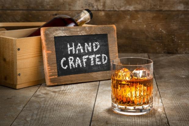 Mocne alkohole z manufaktur chcą powtórzyć sukces piw rzemieślniczych