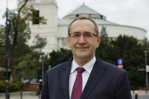 Wiceminister rolnictwa komentuje sytuację na rynku mleczarskim