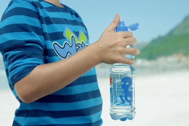 Kubusia Waterrr w kolejnej reklamie telewizyjnej