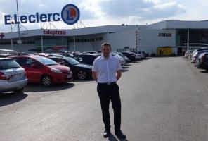 Prezes E. Leclerc w Radomiu:  Widzimy potrzebę zmian wizerunkowych
