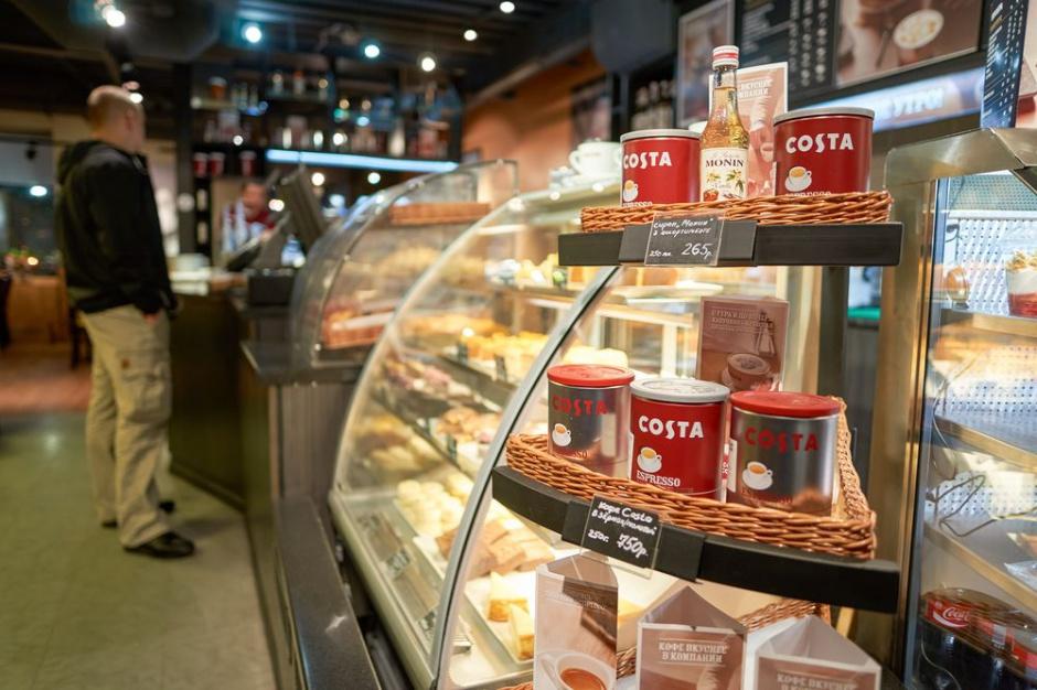 Costa Coffee otworzyła kawiarnię w biurowcu IBC