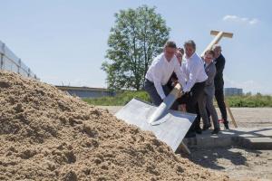 Mondelez rozpoczyna budowę Centrum ds. Badań, Rozwoju i Jakości pod Wrocławiem