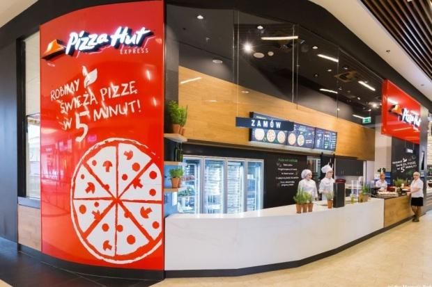 Pizza trzecim najpopularniejszym produktem w gastronomii - wywiad z kierownikiem Pizza Hut Express