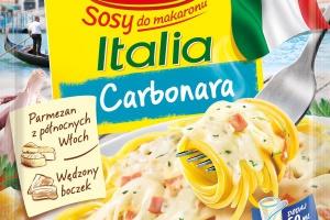 Nowość - Sos Carbonara Italia WINIARY