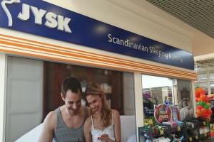 Sklep JYSK został otwarty w Pasażu Tesco w Warszawie
