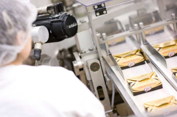 Zwyżka cen masła w UE