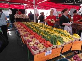 Uzbekistan chce zwiększyć eksport owoców i warzyw do Rosji