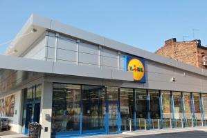 Lidl chce przyciągnąć klientów robiących większe zakupy