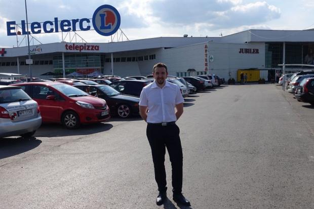 Prezes E. Leclerc w Radomiu:Stawiamy na lokalność i marki własne