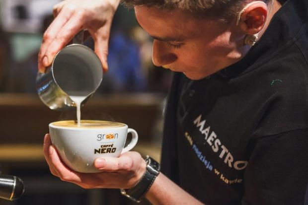 Sieć kawiarni Green Caffè Nero wchodzi do Krakowa