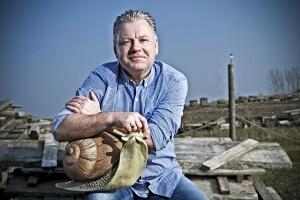 Ślimakowe imperium znad Wisły - wywiad z Grzegorzem Skalmowskim, właścicielem Snails Garden