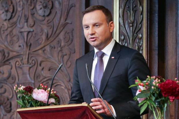Prezydent Duda chce promować rozwój przedsiębiorczości w Polsce