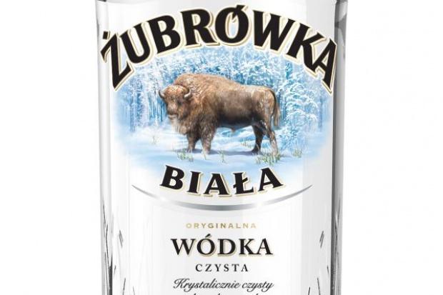 Żubrówka trzecią największą globalną marką wódki