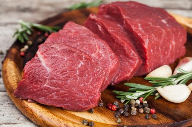 Na obiad przede wszystkim mięso