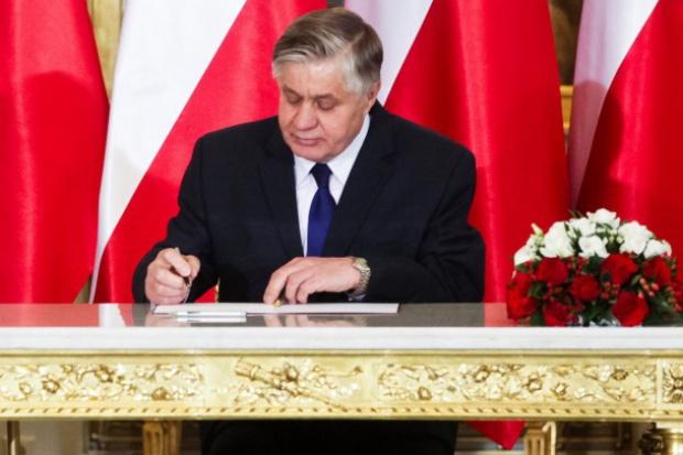 Krzysztof Jurgiel o bieżących działaniach i planach Ministerstwa Rolnictwa