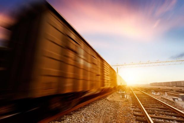 Firmy spożywcze transportują koleją do Chin słodycze, soki, oleje i owoce