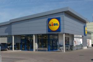 Lidl buduje trzeci sklep w Bielsku-Białej