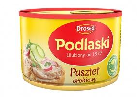 Grupa Drosed rusza z kampanią sponsoringową Pasztetu Podlaskiego