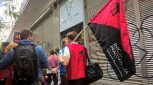 Krowarzywa a prawa pracownicze. Protest w wegańskiej restauracji w Warszawie
