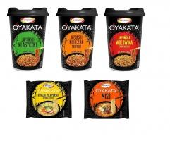 Ajinomoto wprowadza na polski rynek nowości marki Oyakata